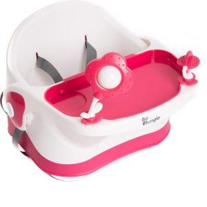 Bo Jungle B-Booster Seat Stoelverhoger - Pink