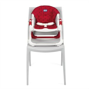 Chicco Kinderstoel Lady Bug Junior 42 Cm Wit/rood 4-delig
