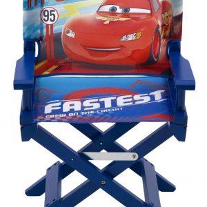 Disney Cars Kinderstoel 36 X 53 X 29 Cm Blauw