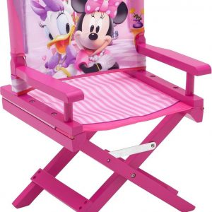 Disney Minnie Mouse Kinderstoel - Roze