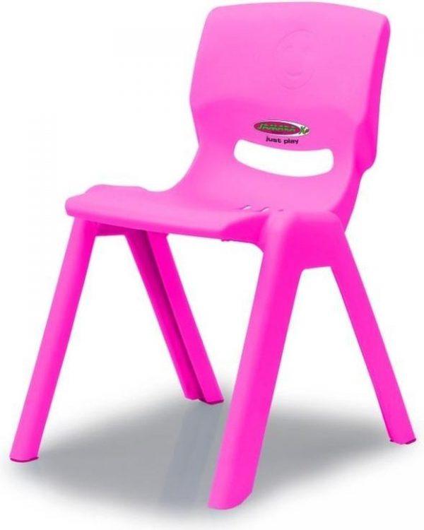 Jamara Kinderstoel Smiley Roze