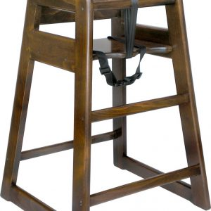 Jippie's High Chair - Kinderstoel - Walnoot