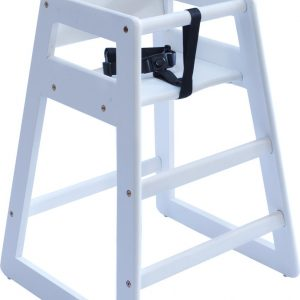 Jippie's High Chair - Kinderstoel - wit