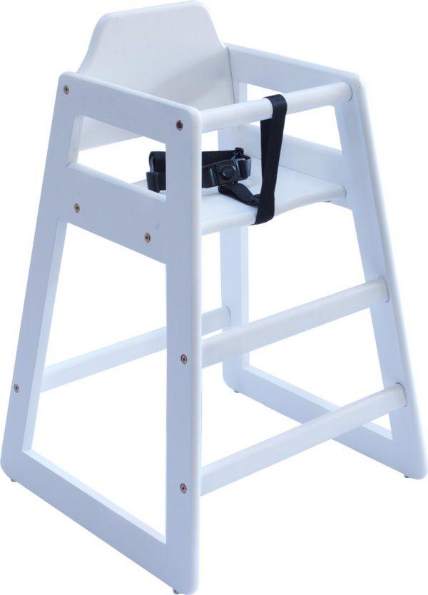 Jippie's High Chair - Kinderstoel - wit