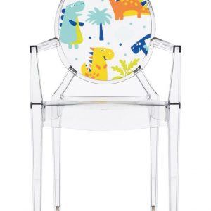 Kartell Lou Lou Ghost Special Edition kinderstoel