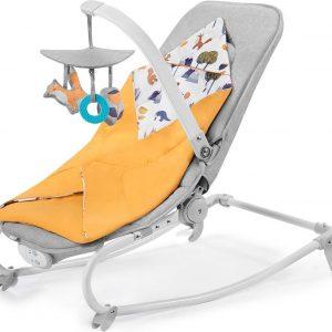 Kinderkraft Wipstoel - schommelstoel Felio Forest Yellow