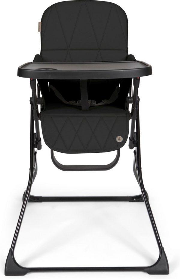 Kinderstoel Topmark Lucky Zwart - Compact inklapbare kinderstoel