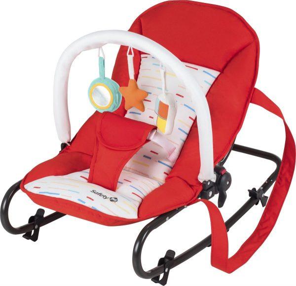Safety 1st Koala - Wipstoel - Red Lines