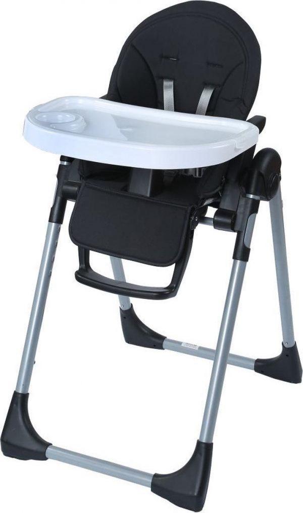 Titaniumbaby Kinderstoel Ultra - Black