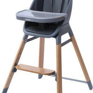 Titaniumbaby Kinderstoel hout Flexx - 2 in 1
