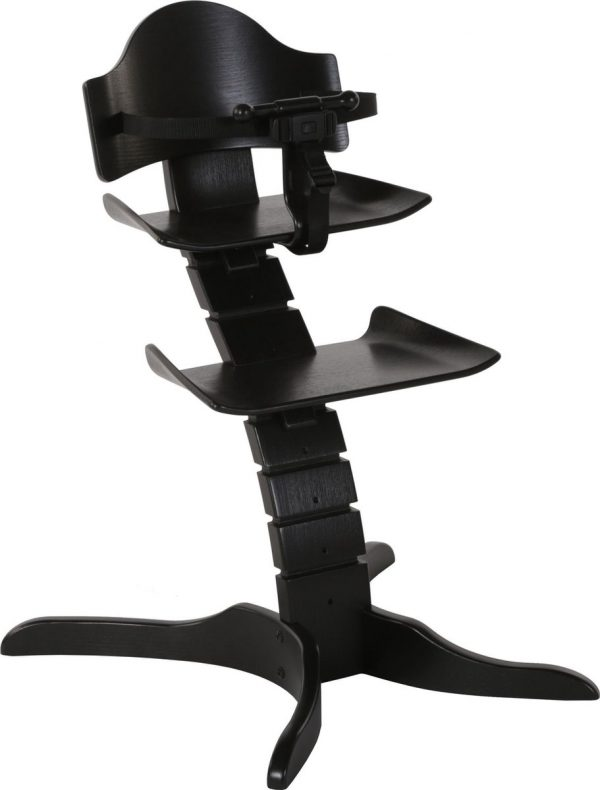 Treppy SPINNY BLACK Kinderstoel