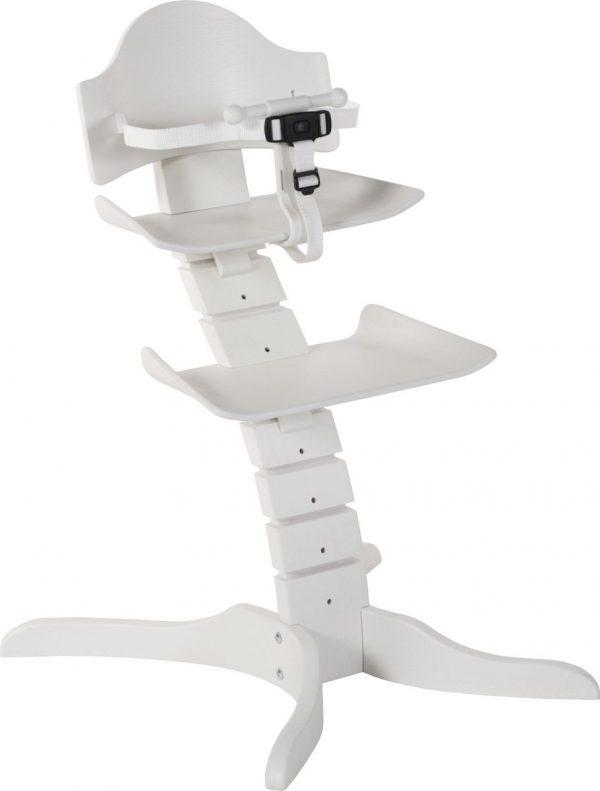Treppy SPINNY WHITE Kinderstoel