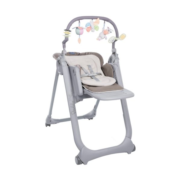 Chicco Polly Magic Relax Kinderstoel Cocoa