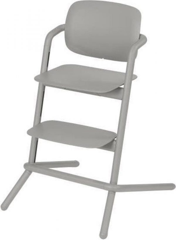Cybex LEMO Kinderstoel Storm Grey - Hout