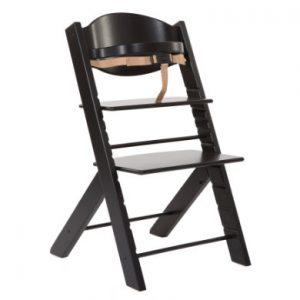 TREPPY Kinderstoel Zwart