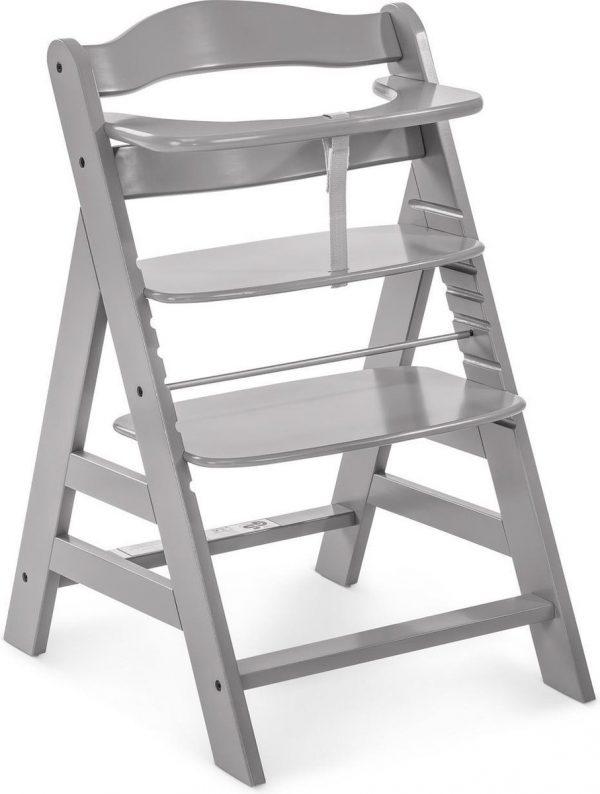 Hauck Alpha+ Kinderstoel - Grijs