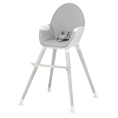 Kinderkraft Kinderstoel Fini Grijze poot