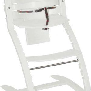 roba Kinderstoel evolutionair Move Up met tredes wit