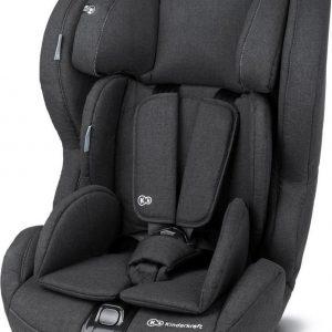 Kinderkraft autostoel zwart - SafetyFix kinderzit kinderstoel
