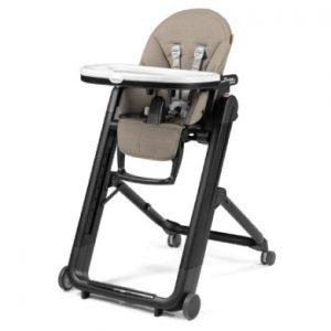 Peg-Pérego Kinderstoel Siesta Follow Me Ginger Gember Grijs