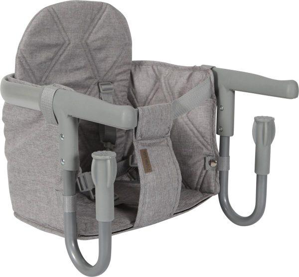 Topmark Rafi - Tafel/hangstoel -grijs