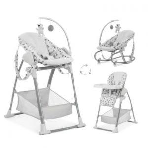 hauck Kinderstoel Sit'n Relax 3 in 1 Nordic Grijs