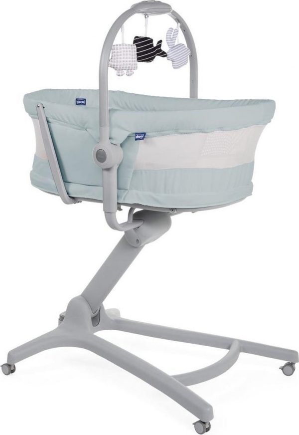 Chicco Baby Hug Air 4 In 1 Wieg/ Kinderstoel - Antiguan Sky