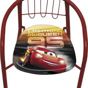 Disney Kinderstoel Cars 36 X 35 X 36 Cm Rood