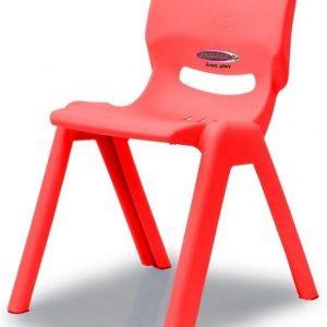 Jamara Kinderstoel Smiley Rood