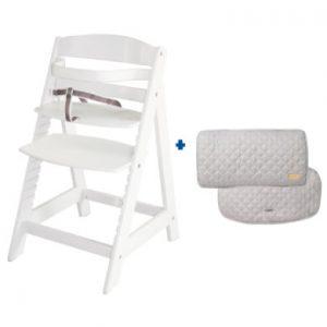 roba Trap kinderstoel set Sit Up III inclusief zitverkleiner roba Style grijs
