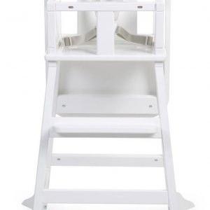 CHILDWOOD - VINTAGE BABY STOEL + TABLET WIT