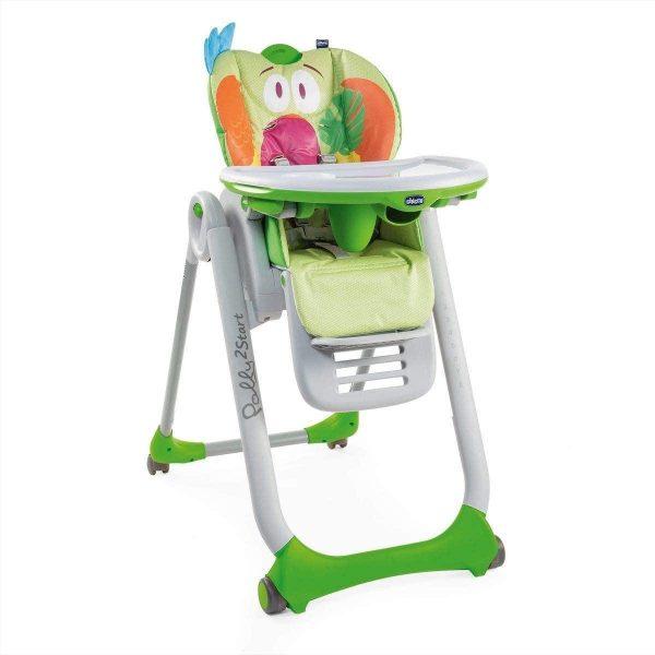 Chicco Polly 2 Start Kinderstoel - Parrot