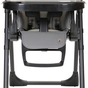 Topmark Robin - Kinderstoel - grijs met zwart frame