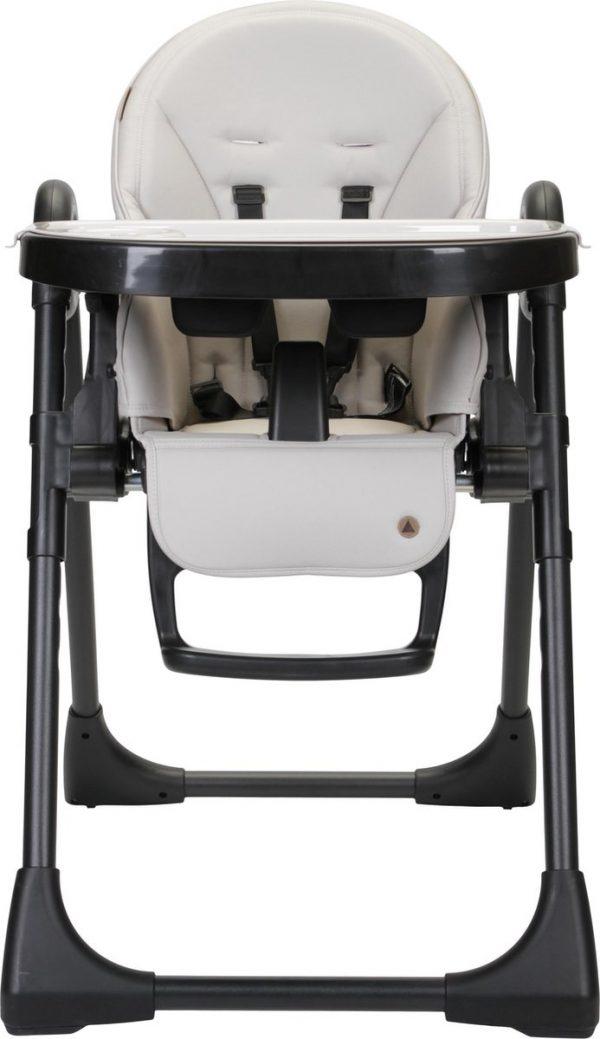 Topmark Robin - Kinderstoel - zand met zwart frame