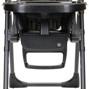 Topmark Robin - Kinderstoel - zwart met zwart frame