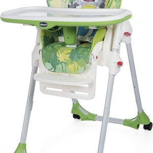 Chicco Polly Easy kinderstoel - happy jungle