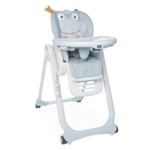 chicco Kinderstoel Polly 2 Start Froggy