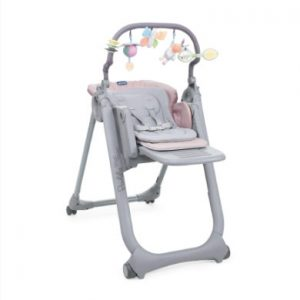 chicco Kinderstoel Polly Magic Relax Paradise Pink