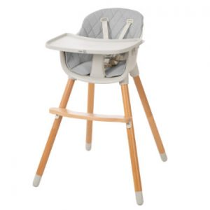 roba 2in1 kinderstoel Style Up Wood