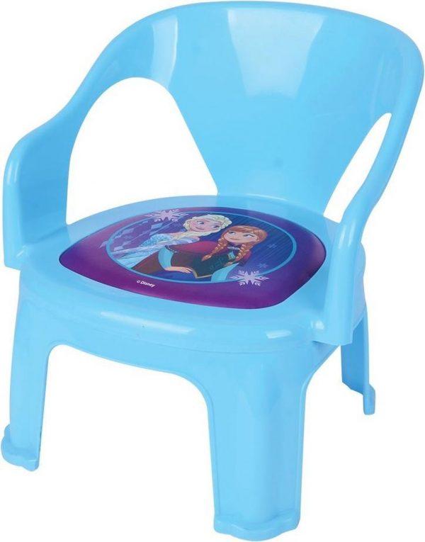 Disney Kinderstoel Frozen Meisjes 40 X 32 X 32 Cm Blauw