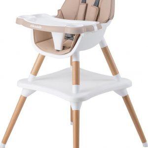 Kinderstoel 3 in 1 Classy mokka chipolino