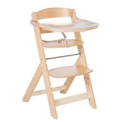 ROBA Kinderstoel Sit Up Super Maxi natuur