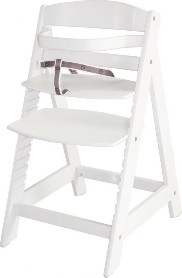 Roba Kinderstoel Sit Up Iii 54 X 44 X 80 Cm Hout Wit