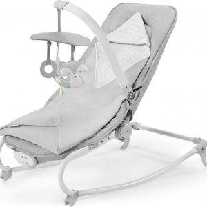 Kinderkraft Wipstoel - schommelstoel Felio Stone Grey