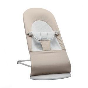BabyBjörn Balance Soft Jersey Wipstoel Beige / Grijs