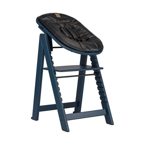 Kidsmill Up! Kinderstoel + Newbornset Nachtblauw