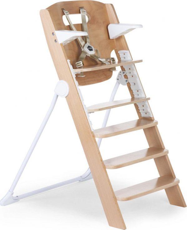 Kinderstoel Voor Kookeiland Childhome Kitgrow Naturel/Wit