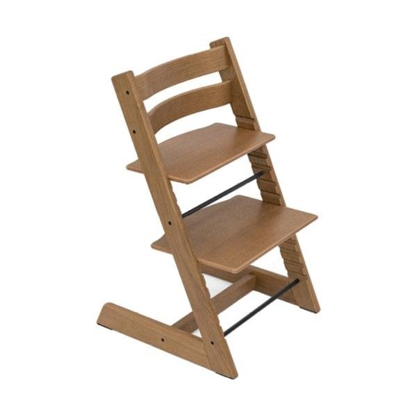 Stokke® Tripp Trapp® Kinderstoel Oak Brown