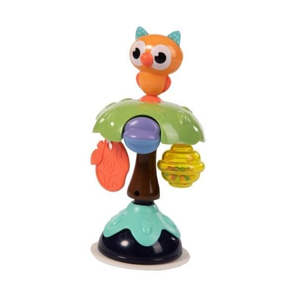 Bo Jungle Smart Owl Kinderstoel Speeltje