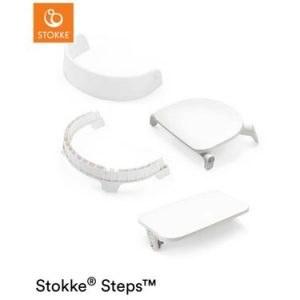 Stokke Steps kinderstoel (zitting voetenplank)